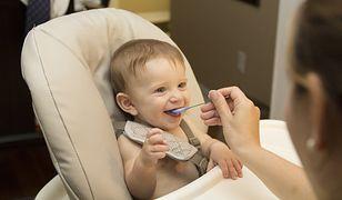 Produkty żywieniowe dla niemowlaków i małych dzieci są bezpieczne.