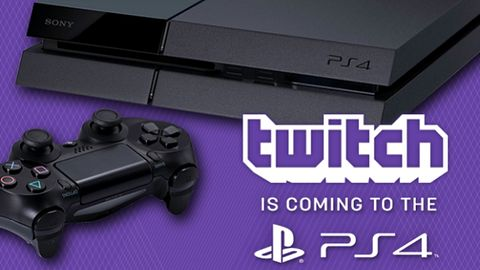 Streamowanie za pomocą Twitcha będzie możliwe także na PlayStation 4