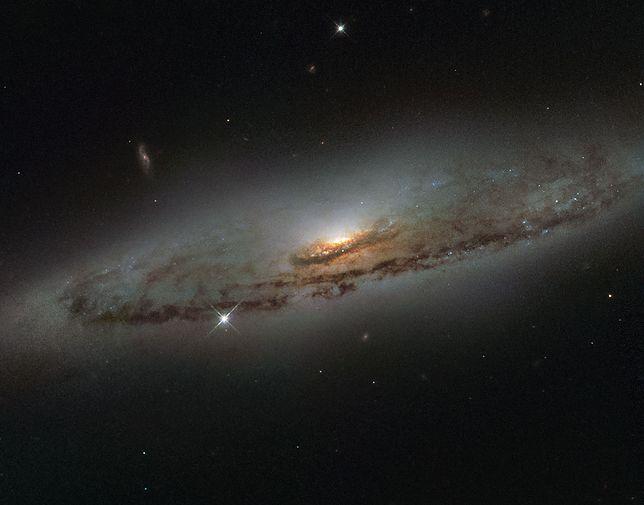 Niezwykła struktura została odkryta w Drodze Mlecznej
