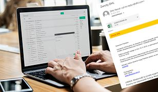 Jak poznać spam? Czy ten załącznik jest bezpieczny?