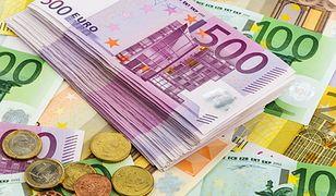 Inflacja w UE. Nowe dane wpłynęły na cenę euro