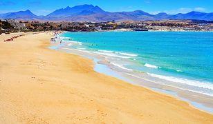 Fuerteventura - tu słońce świeci cały rok