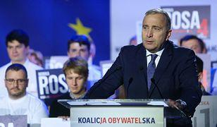 Wybory parlamentarne 2019. Grzegorz Schetyna apeluje do wyborców na Twitterze