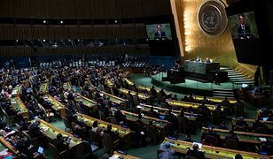 Koronawirus na posiedzeniu ONZ