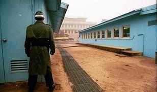 Pierwsza od lat udana próba ucieczki żołnierza z Korei Północnej przez tzw. Wspólny Obszar Bezpieczeństwa