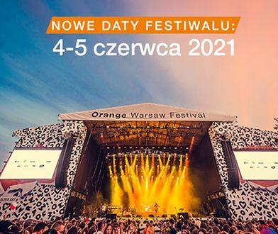 Orange Warsaw Festival odwołany. Co z Open'erem?