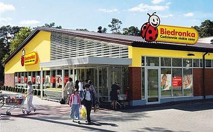 Właściciel Biedronki otwiera zupełnie nowe sklepy