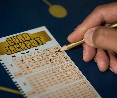 Eurojackpot - wyniki. Kumulacja rośnie, nikt nie zgarnął głównej wygranej