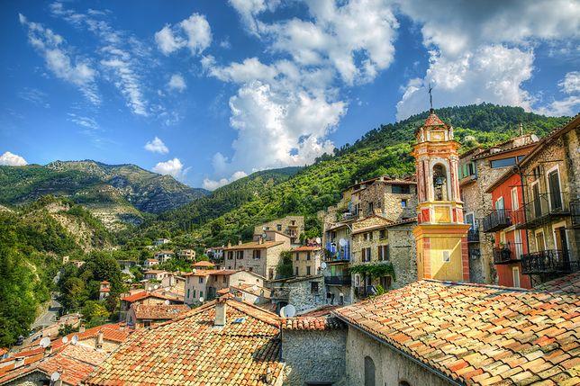 Prowansja to region, w którym leży wiele urokliwych miasteczek