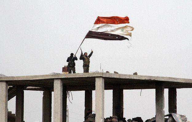 Syryjscy żołnierze