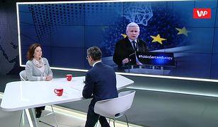 """Kaczyński o """"gryzieniu trawy"""". Małgorzata Kidawa-Błońska komentuje"""