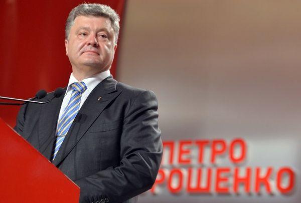 Poroszenko zwołuje szefów resortów siłowych ws. zestrzelenia samolotu