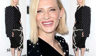 LOOK OF THE DAY: Cate Blanchett w stylizacji Givenchy