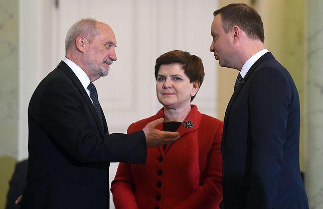 Duda, Szydło i Macierewicz wygrywają ranking. Nie chodzi o politykę