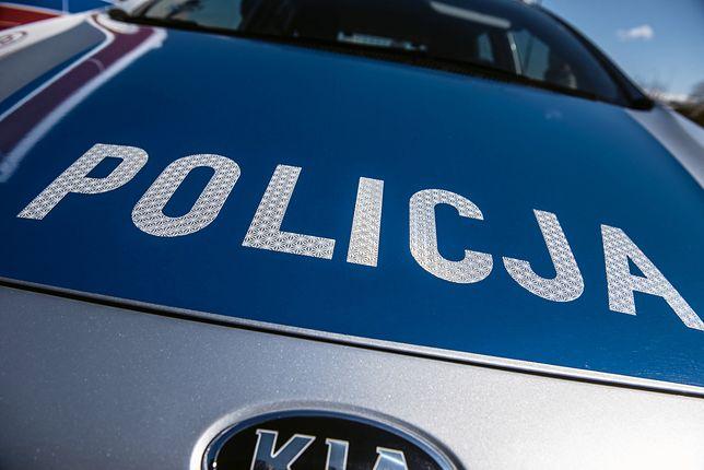 Po wypadku na DW935 obwodnica Żor jest zablokowana