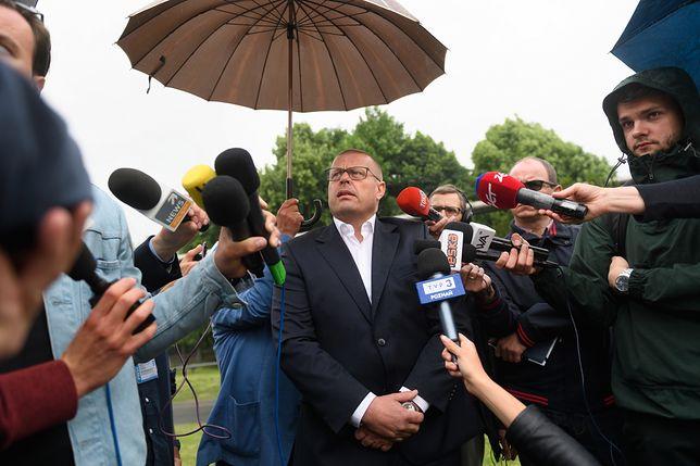 Zbigniew Maj komentuje środowe zatrzymanie