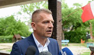 Bartosz Arłukowicz mówił też o wyborach prezydenckich