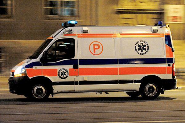 Wypadek na DK 8. Policja wyznaczyła objazdy.