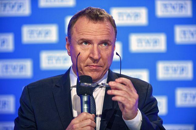 Jacek Kurski jest prezesem zarządu TVP od 8 stycznia 2016