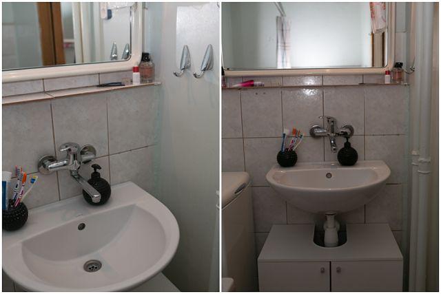 Nowa łazienka w weekend
