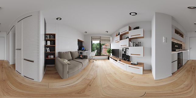 Jak małe może być małe mieszkanie?