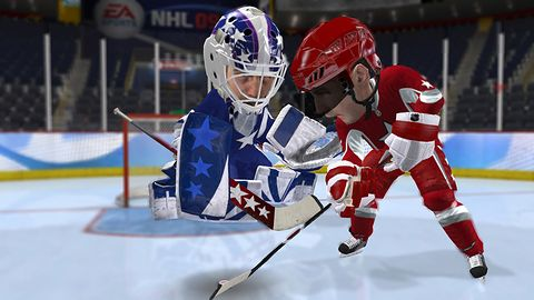 3 on 3 NHL Arcade - nowa gra od EA Sports