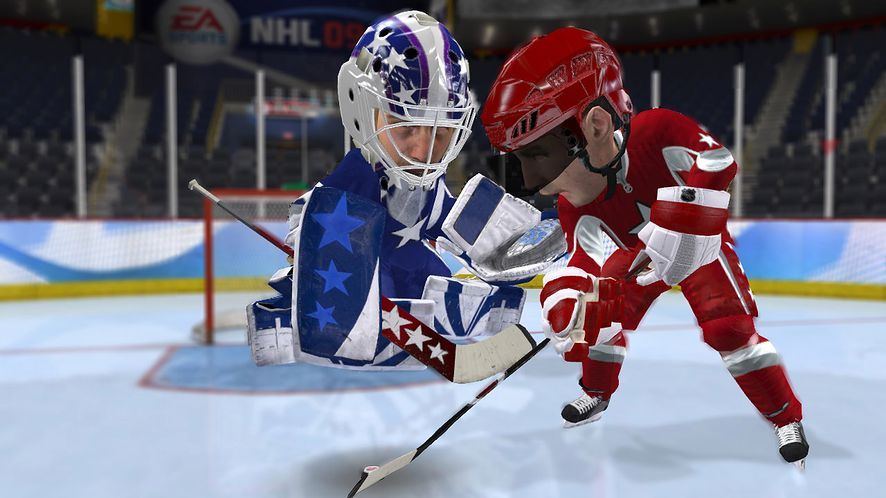 3 on 3 NHL Arcade - nowa gra od EA Sports