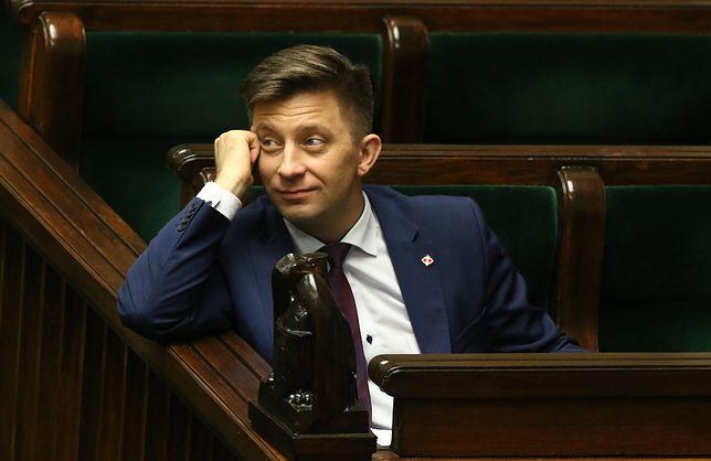 Michał Dworczyk jeszcze niedawno zasiadał w ławach rządowych w Sejmie