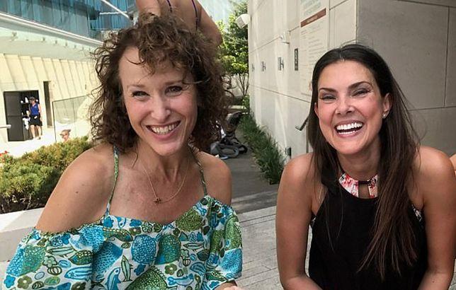 Od lewej: Kimber i Selwa