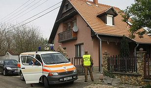 Rodzinna masakra na Węgrzech