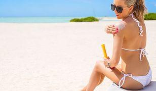 Hartowanie skóry przed urlopem jest niekorzystne