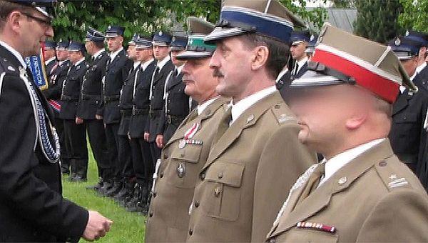 Samozwańczy oficer z Podhala usłyszał zarzuty