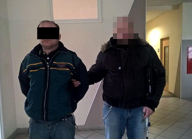 Dariusz L. i Sebastian A. trafili do policyjnej celi