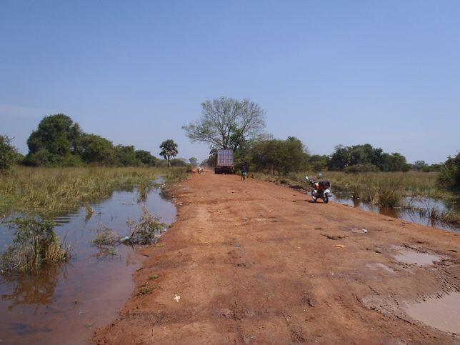 Wybuch paliwa w Sudanie