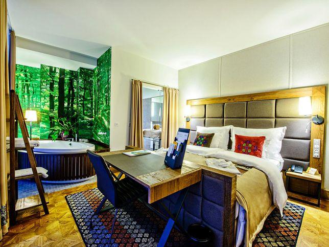 Miejsce 7. Hotel Bristol Tradition & Luxury, Rzeszów