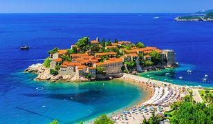 5 miejsc na wakacje w Czarnogórze
