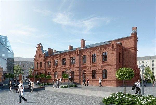 Google Campus powstanie na warszawskiej Pradze