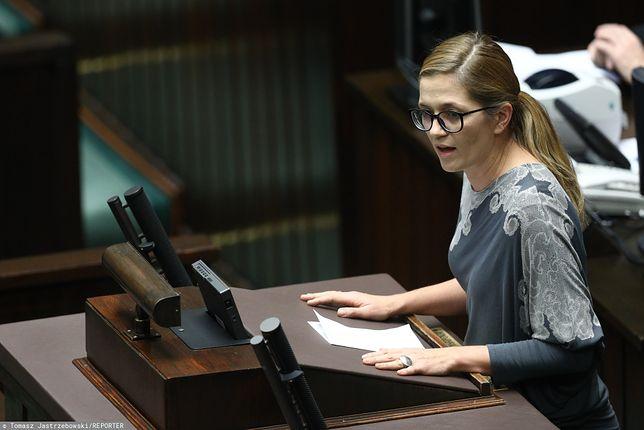 """Magdalena Biejat przypomniała, że """"w każdej komisji to PiS ma większość"""""""