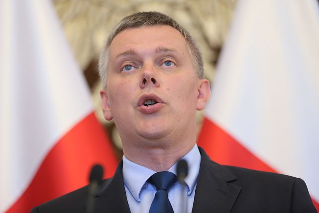"""Prowadzący """"wypuścił"""" Tomasza Siemoniaka"""