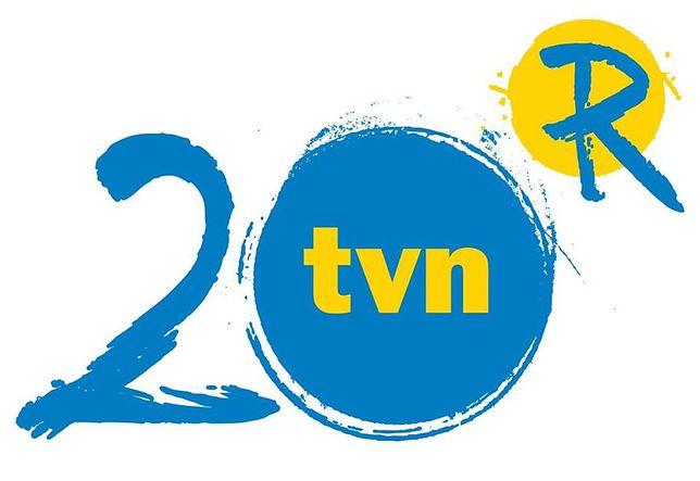 Jubileuszowe logo TVN