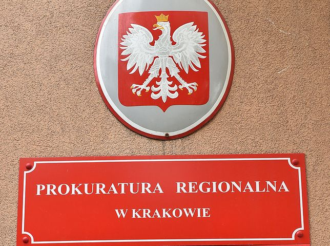 Swoją uchwałę śledczy z Krakowa przesłali do Prokuratury Krajowej