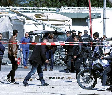 Tunezja. Wybuch w pobliżu ambasady USA. Ewakuacja personelu