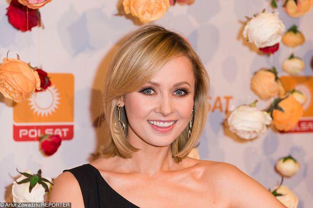 Milena Rostkowska-Galant na co dzień pracuje w Telewizji Polsat.