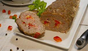Rolada z mięsa mielonego. Smacznie i szybko