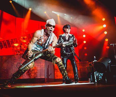 Fani zespołu Scorpions wkrótce będą mogli podziwiać legendy rocka na żywo