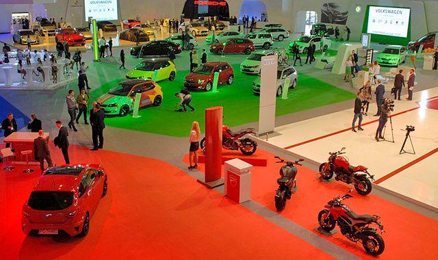 Poznań Motor Show 2015: 200 wystawców na 50 tysiącach metrów kwadratowych