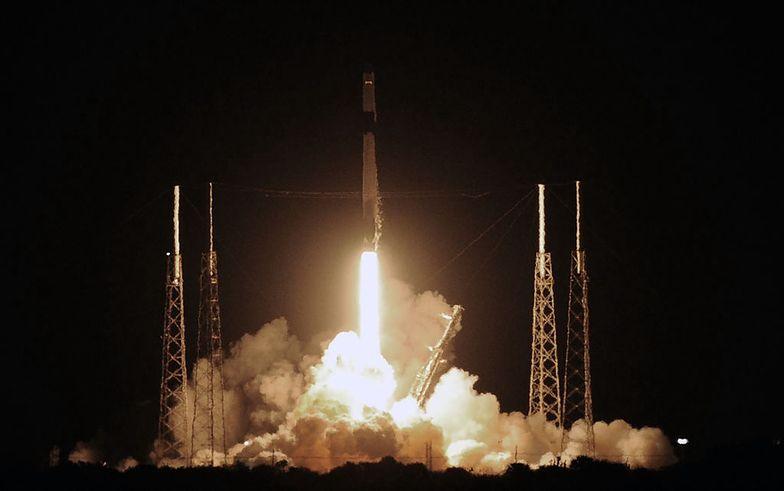 Falcon 9 wystartował. Astronauci zmierzają już na ISS