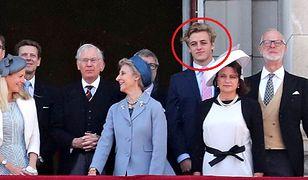 Alexander Ogilvy należy do rodziny królewskiej