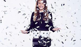 Oliwia Bieniuk w reklamie Reserved