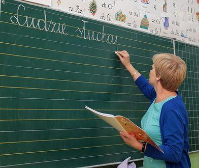 W ubiegłym roku szkolnym pracę straciło ok. 6,5 tys. nauczycieli